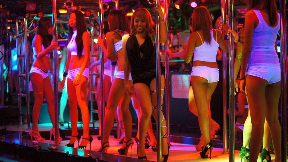 Pattaya sex show