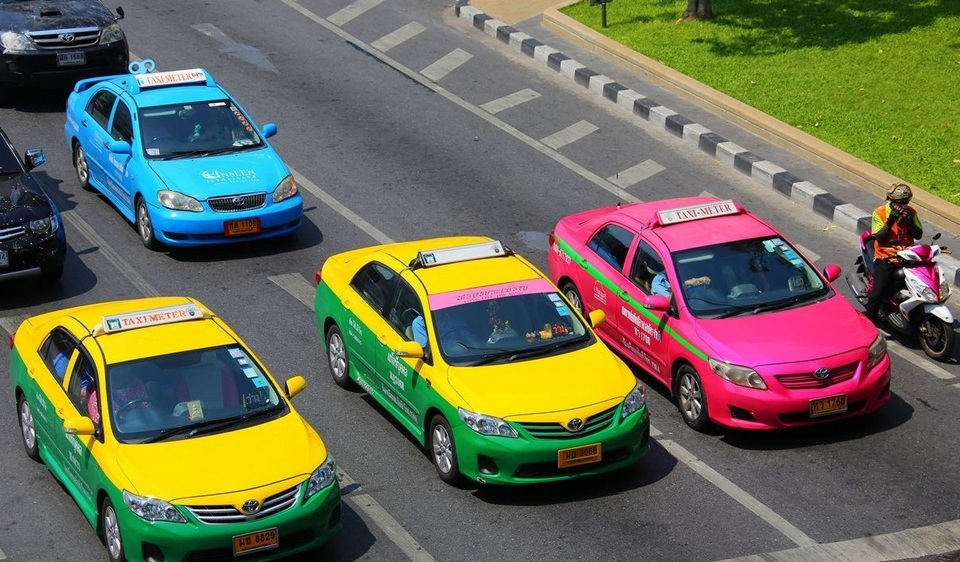 taxi in pattaya-thailand1 Credit image: budget for pattaya trip blog.
