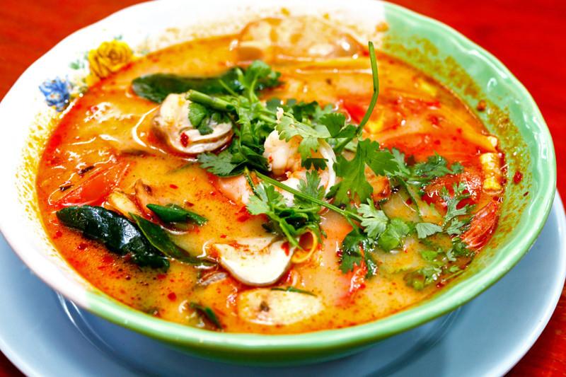 Anusarn Food Court-chiangmai-thailand