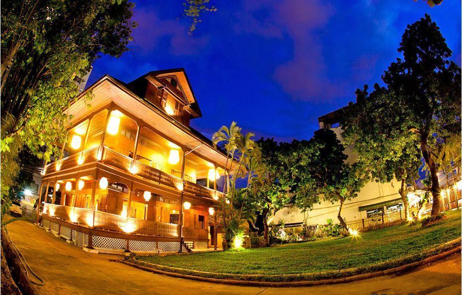 Baan Jangarpor-chiangmai-thailand1 chiang mai night bazaar restaurants what to eat at chiang mai night bazaar