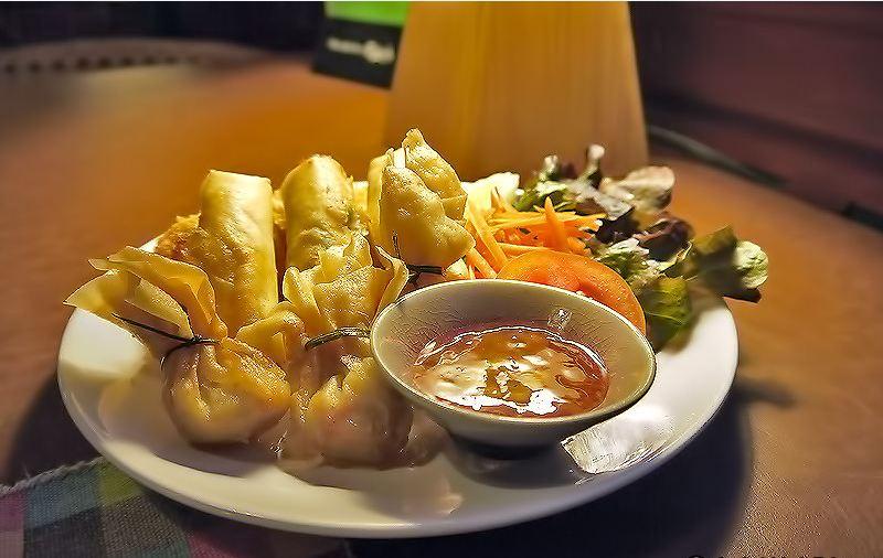 Baan Jangarpor-chiangmai-thailand3 chiang mai night bazaar restaurants what to eat at chiang mai night bazaar