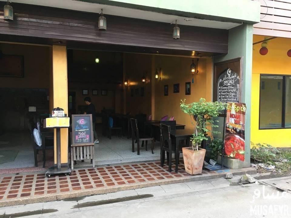 Le Spice-chiangmai-thailand1 chiang mai night bazaar restaurants what to eat at chiang mai night bazaar