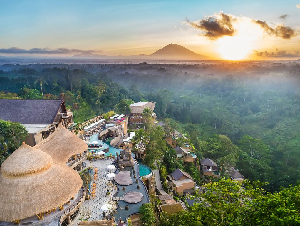 The Kayon Jungle Resort