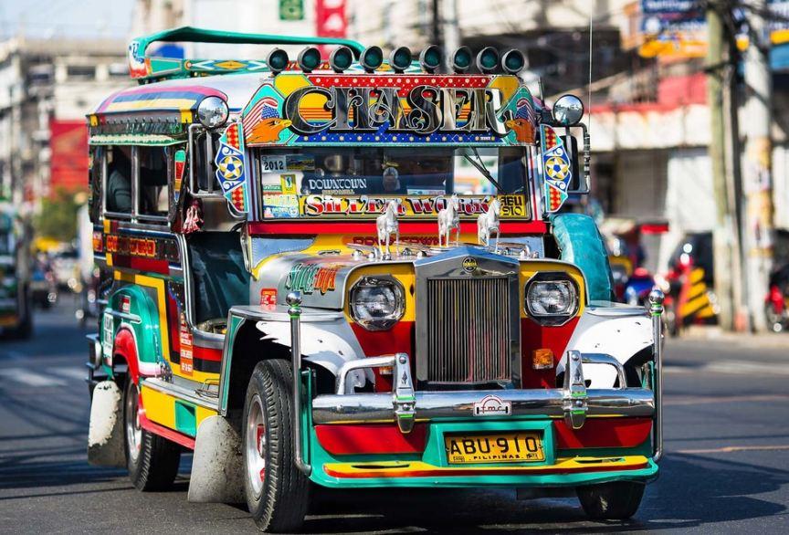 jeepney, Bohol