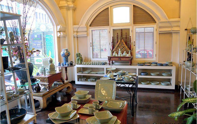raming-teahouse-chiangmai-thailand1 chiang mai night bazaar restaurants what to eat at chiang mai night bazaar