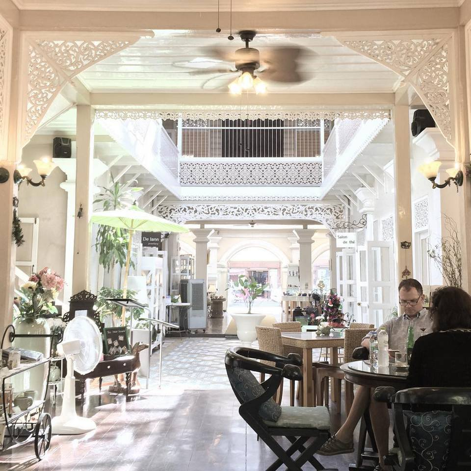 raming-teahouse-chiangmai-thailand3 Picture: where to eat in chiang mai blog.