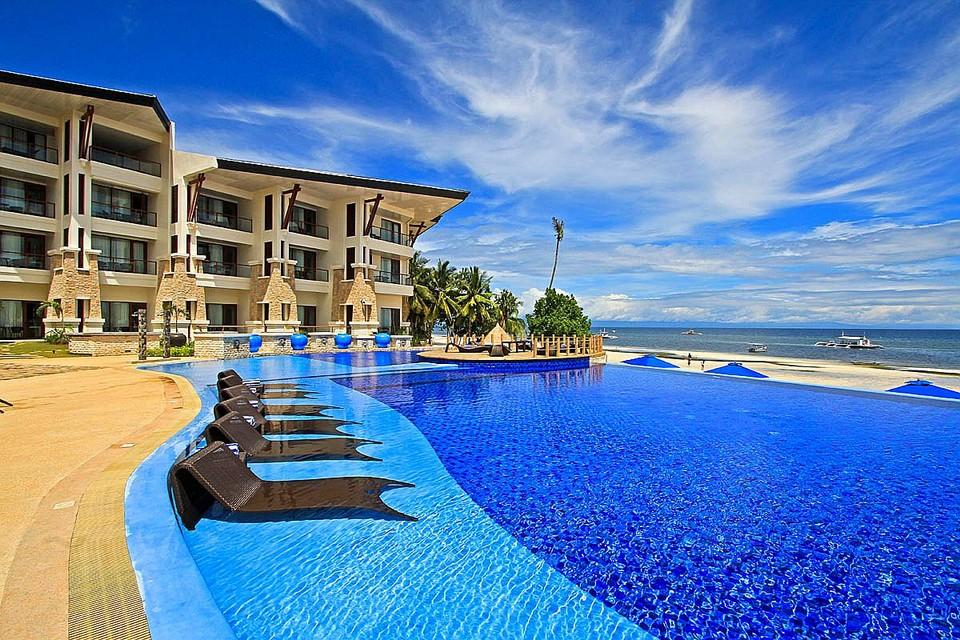 Bohol resort