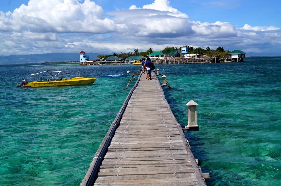 Nalusan Island bohol travel blog bohol travel guide bohol activities things to do in bohol island