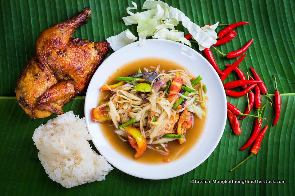 Picture: local food in pattaya blog.