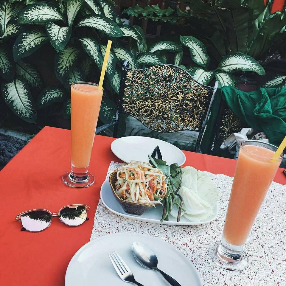 drinks-ruenthai-restaurant-pattaya-tours