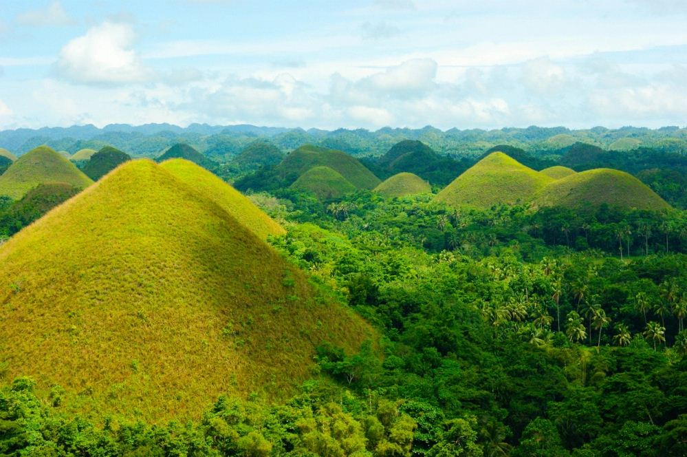 bohol chocolate-hills Picture: what to do in bohol island blog.