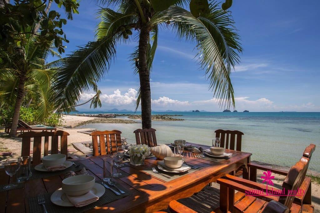 Five Islands Beachfront Villa Ko Samui