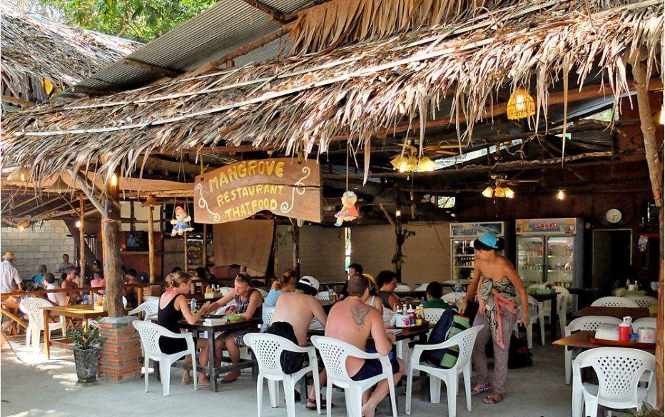 Mangrove-restaurant