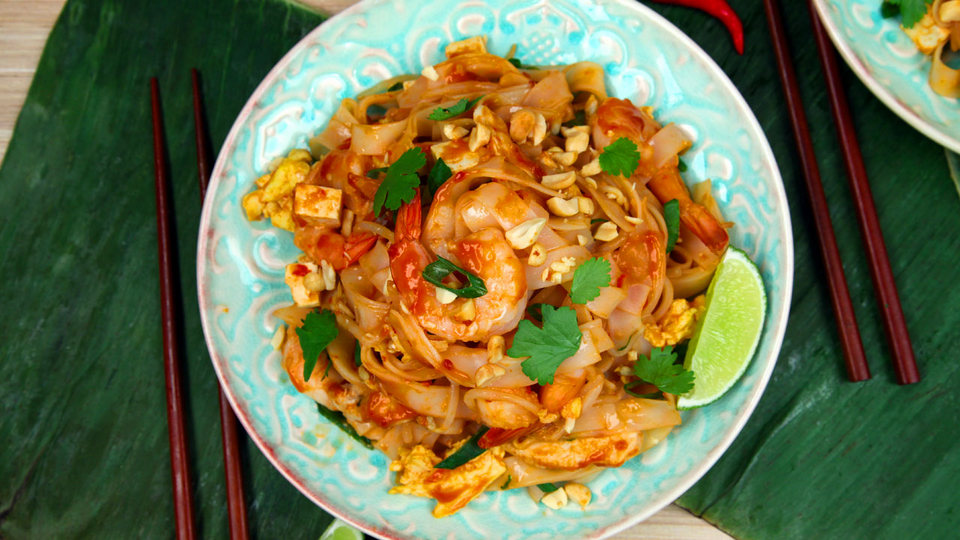 Pad-Thai-Koh-Samui