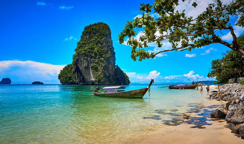 PhraNang Beach-railay1 railay beach things to do in railay railay things to do railay activities
