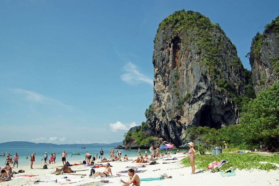 PhraNang Beach-raily2