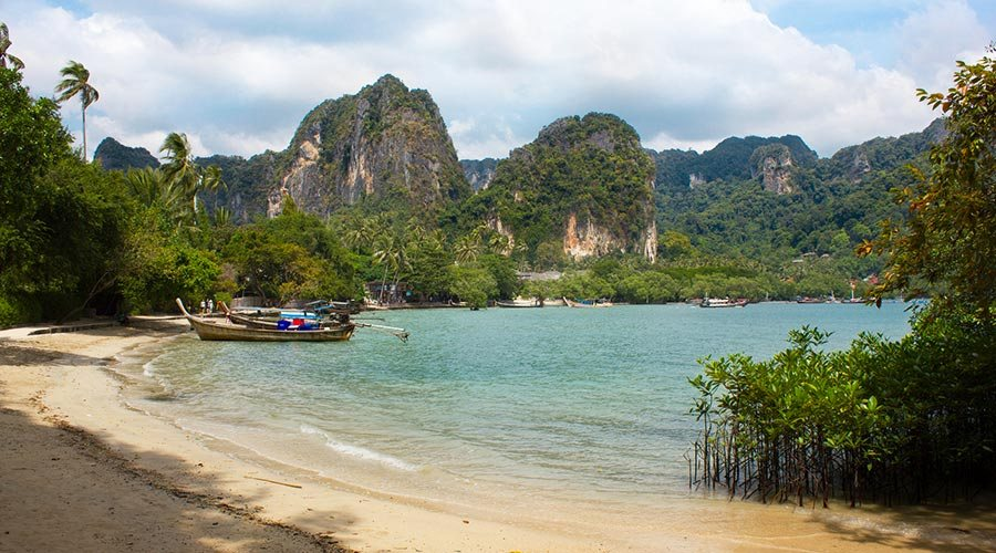 Railay beach East1 railay beach things to do in railay railay things to do railay activities