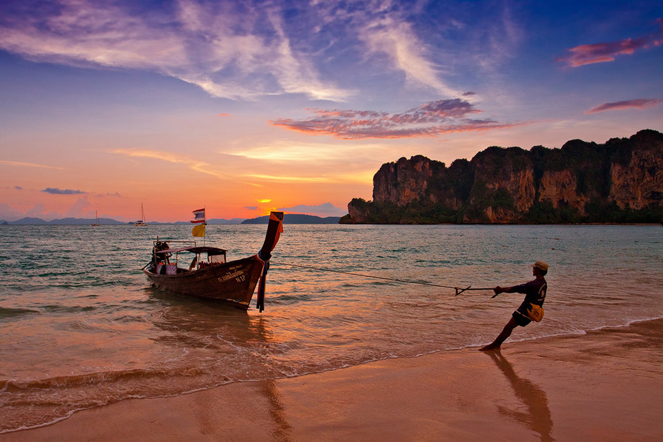 Railay beach West1 railay beach things to do in railay railay things to do railay activities