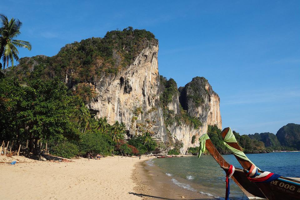 Tonsai beach-thailand