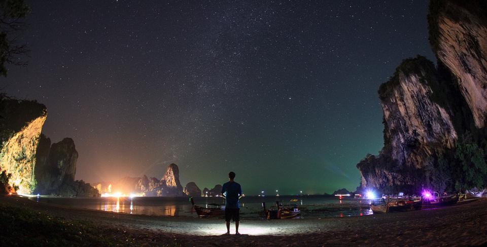 Tonsai beach-thailand2