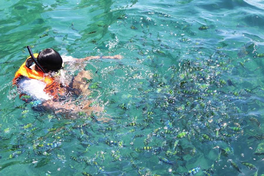 snorkelling adventure-railay2