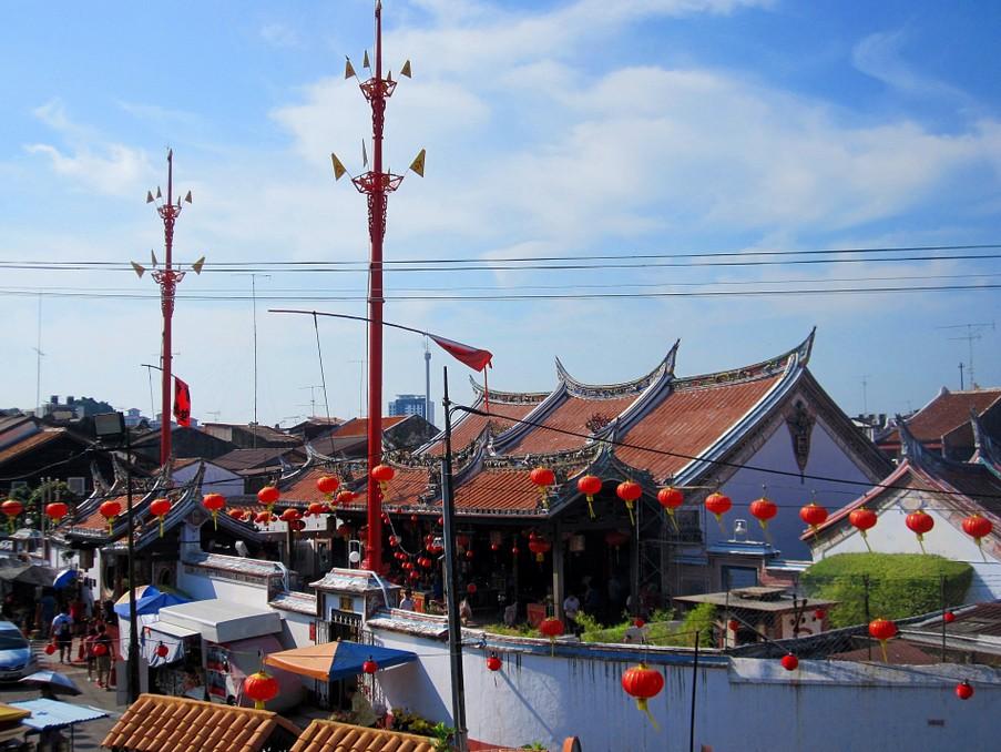 Cheng Hoon Teng, Malacca