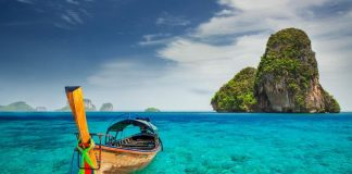 Railay Beach thailand guide
