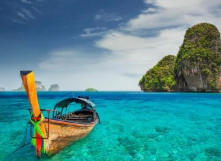 Railay Beach thailand guide
