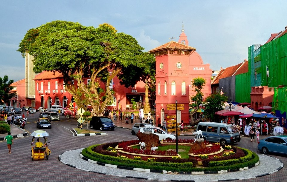 Dutch Square4 melaka travel blog malacca travel blog malacca trip blog melaka trip blog