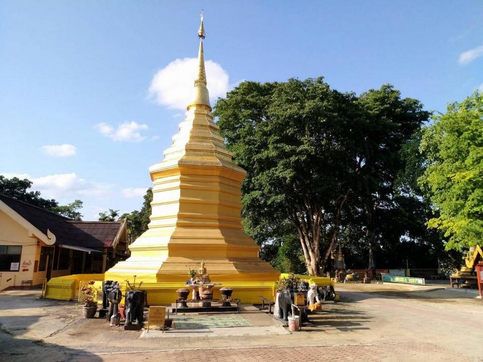 Doi Chom Thong-chiang rai