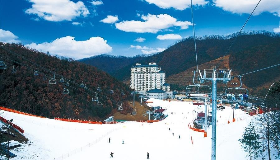 Elysian-Gangchon-Ski-Resort-gangwon-korea-tours3 skiing in korea skiing in south korea best ski resorts in korea best ski resort near seoul