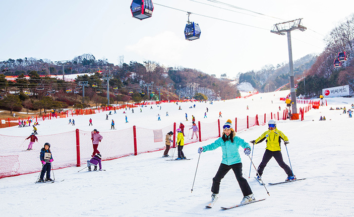Gangwon-Korea-tours skiing in korea skiing in south korea best ski resorts in korea best ski resort near seoul