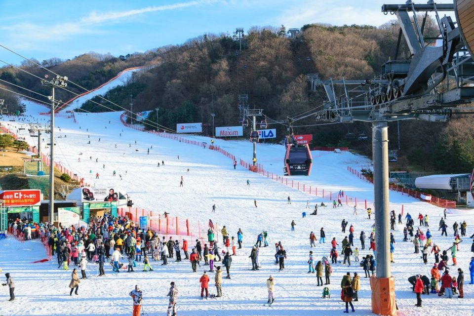 Gangwon-Korea-tours2 skiing in korea skiing in south korea best ski resorts in korea best ski resort near seoul