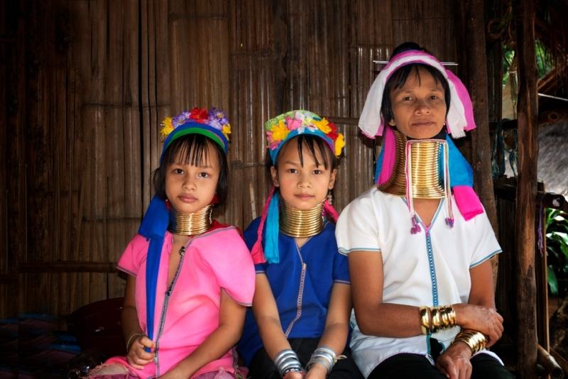 Karen Long Neck Village-chiang rai