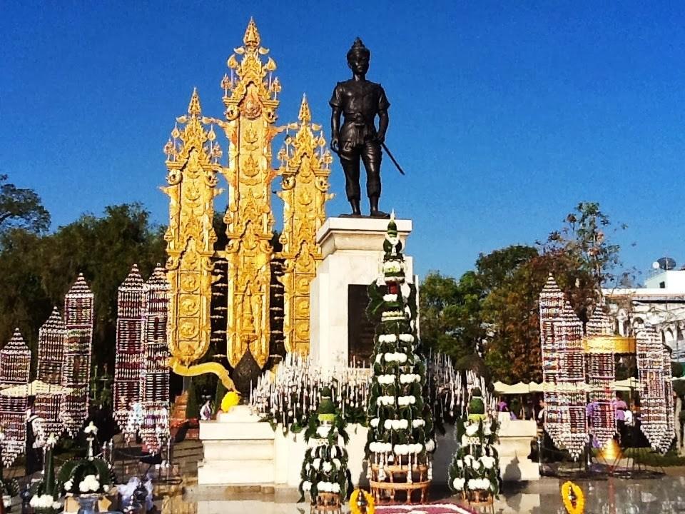 King Mengrai monument-chiang rai chiang rai travel blog chiang rai province chiang rai travel guide chiang rai places to visit