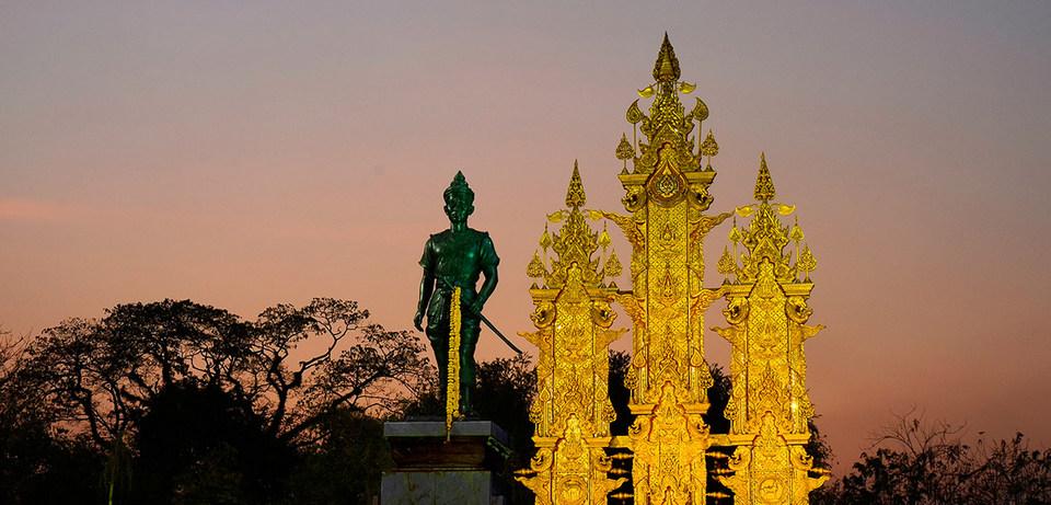 King Mengrai monument-chiang rai1 chiang rai travel blog chiang rai province chiang rai travel guide chiang rai places to visit