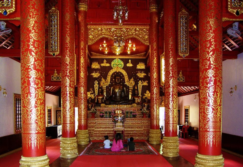 Wat Phra Kaew Chiang Rai-thailand1 chiang rai travel blog chiang rai province chiang rai travel guide chiang rai places to visit