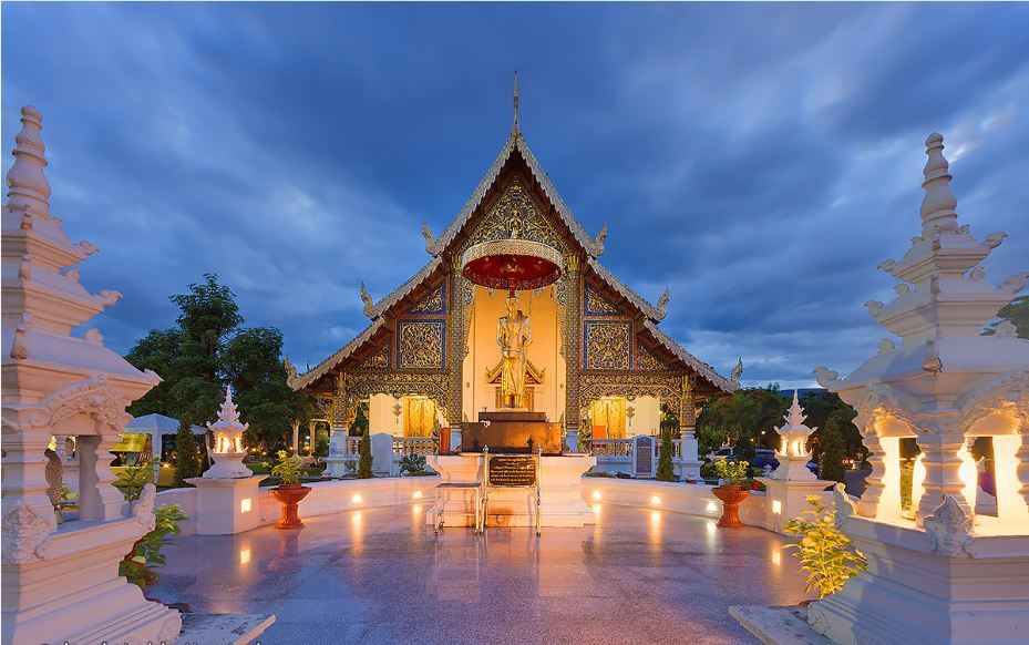 Wat-Phra-Singh-chiang rai