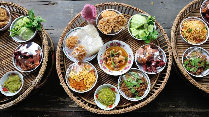 cost of eating in chiang rai thailand1 Image by: chiang rai travel guide.