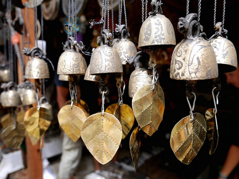 wind chimes-myanmar what to buy in myanmar best things to buy in myanmar burma souvenirs myanmar souvenirs