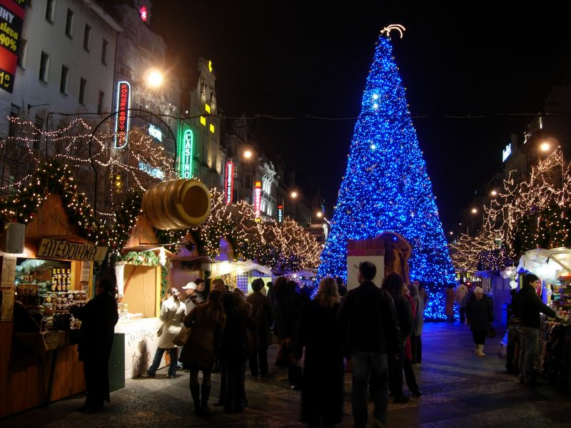 Christmas Markets in Prague