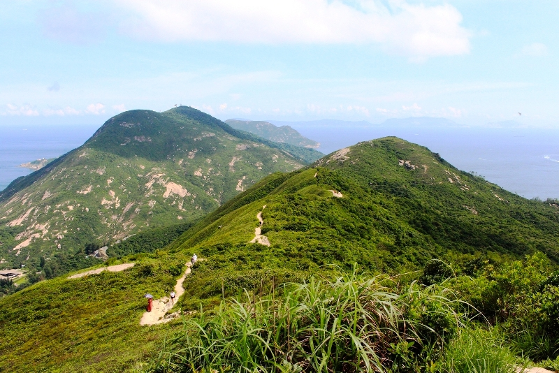 Dragon's Back Mountain2 hiking hong kong best hiking trails in hong kong easy hiking trails in hong kong