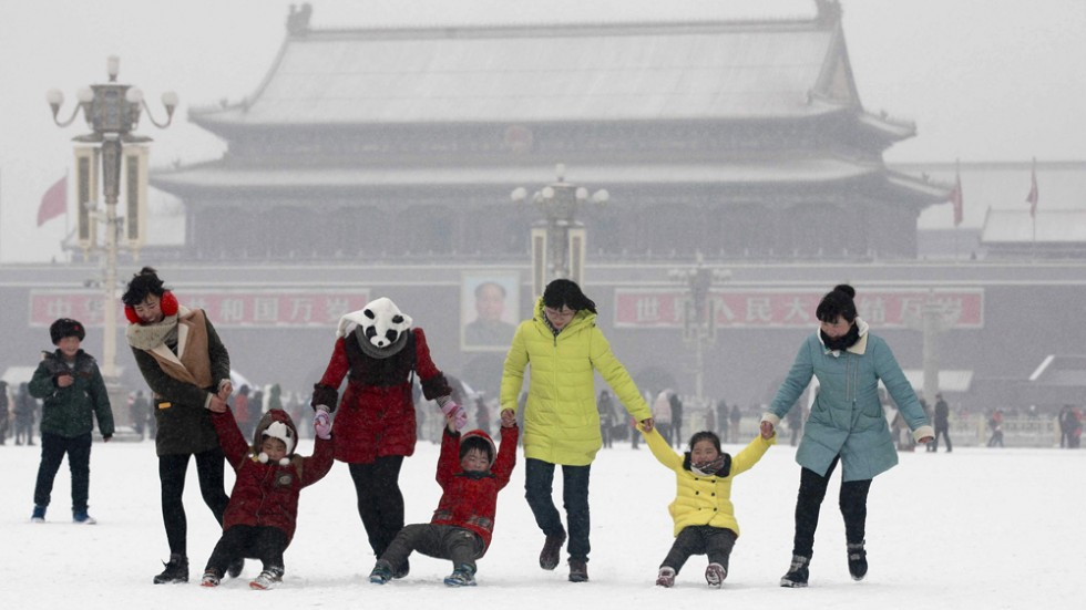 beijing winter 2 Image by: best christmas towns in the world blog.