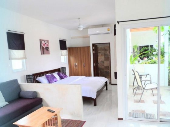 Baan Sabaaidee where to stay in hua hin thailand