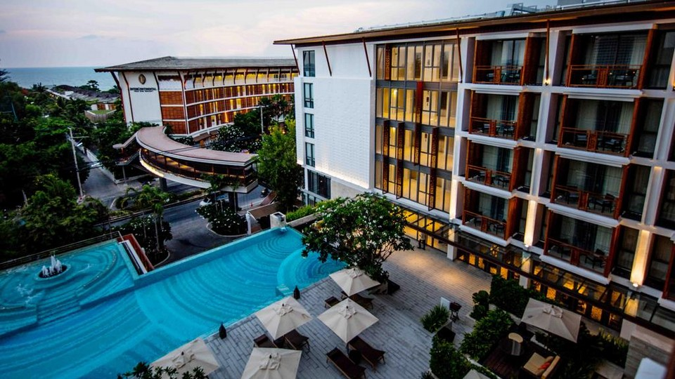 Intercontinental hua hin resort place to stay in hua hin for Design hotel hua hin