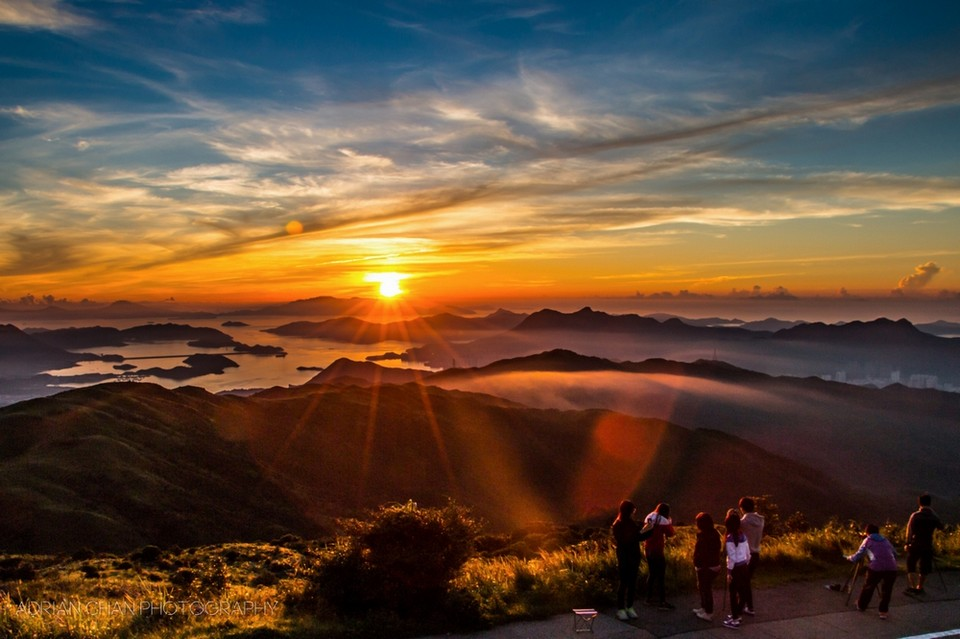 Lantau Sunrise