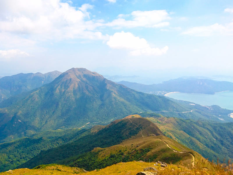 Lantau-Trail1 hiking hong kong best hiking trails in hong kong easy hiking trails in hong kong