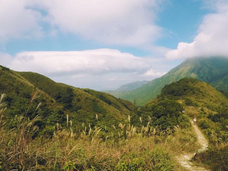 Lantau trail1