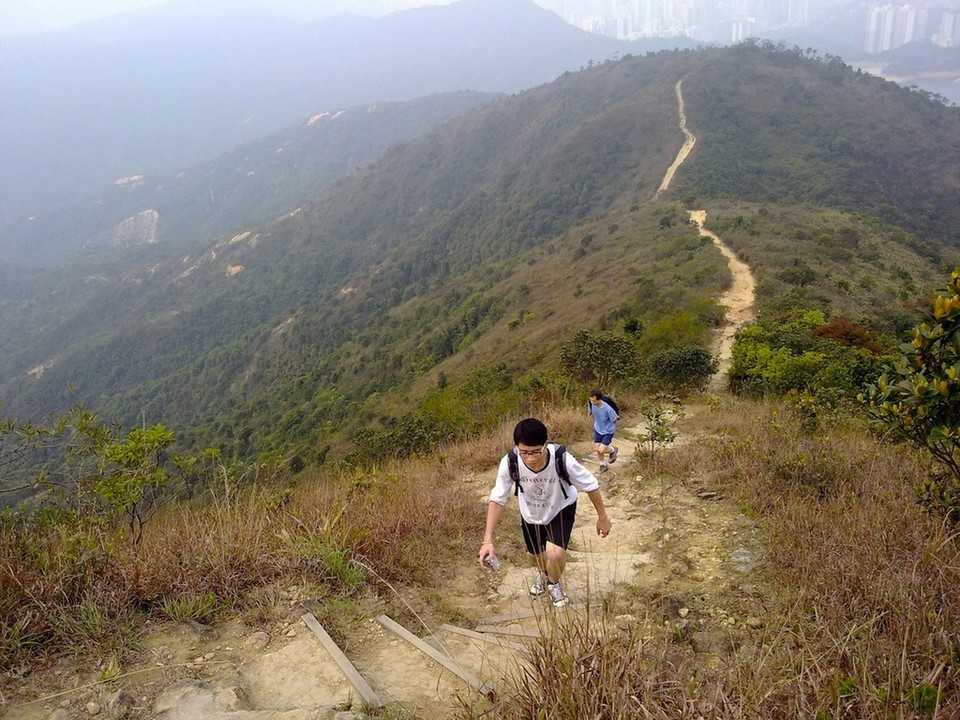 The Maclehose Trail hiking hong kong best hiking trails in hong kong easy hiking trails in hong kong