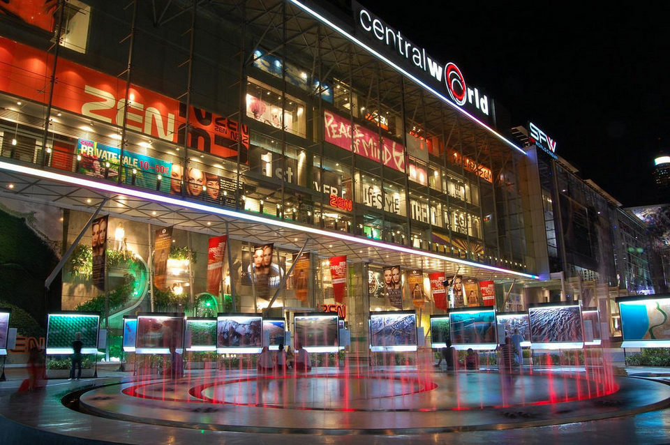 Central World shopping mall bangkok thailand best shopping malls in bangkok top shopping malls in bangkok bangkok shopping guide